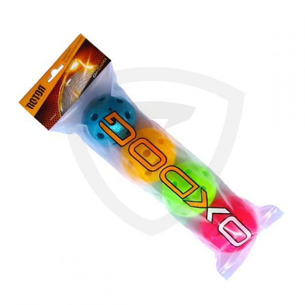 Oxdog Rotor Ball Color Tube 4ks oxdog rotor sada color