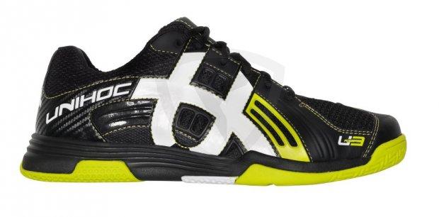 ef0fc5807e8 Zvětšit fotografii Unihoc U3 Power florbalová obuv unihoc u3 power 1