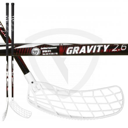 Exel Gravity 2.6 Red
