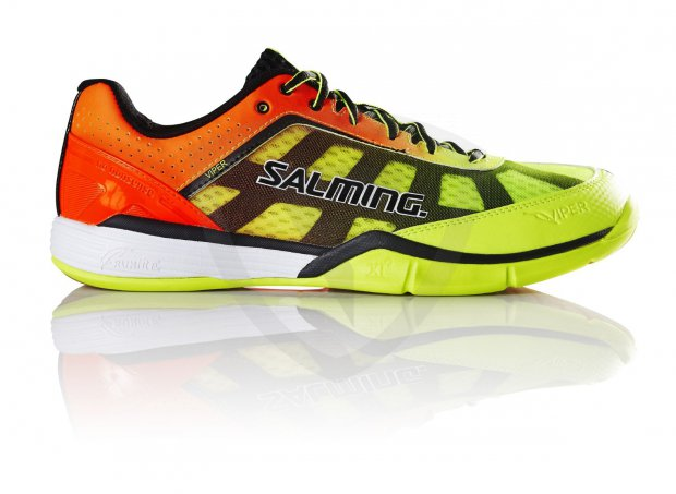 SALMING VIPER 4 MEN Yellow/Orange SALMING VIPER 4 MEN YELLOW/ORANGE