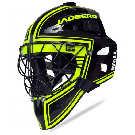 Jadberg Reaver 3 Black-Fluo Yellow