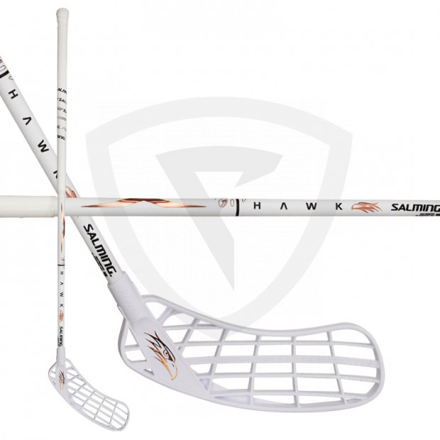 Salming Hawk X-Shaft KickZone Rasmus Sundstedt EDT 18/19 1098303_2_Hawk_X-Shaft_KZ_RS_Edt_White_Copper_1