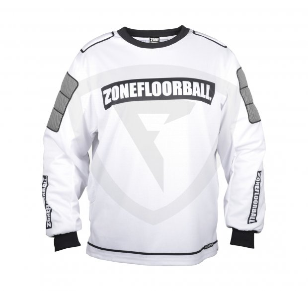 Zone Monster Goalie Sweater White-Black SR 42250 Goalie Sweater MONSTER