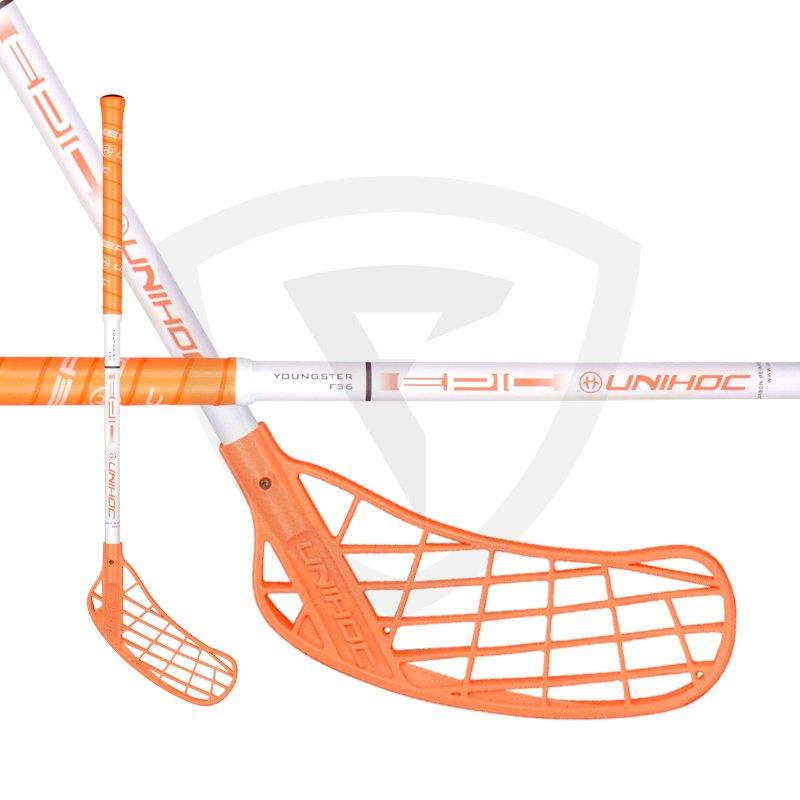 674a963e2 Unihoc Epic Youngster 36 Neon Orange 18/19 - Florbal.com