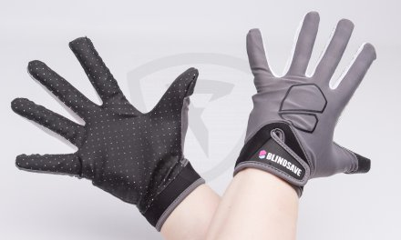 Blindsave Gloves Grey