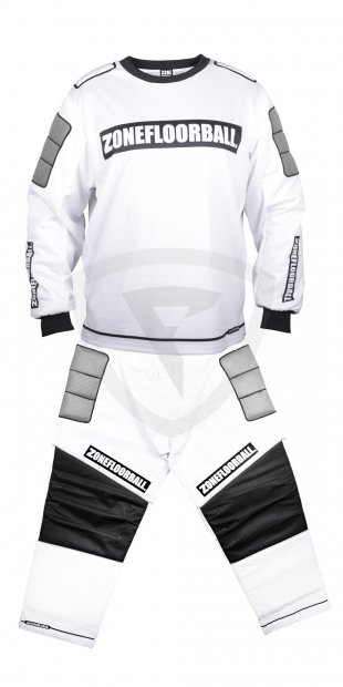 Zone Monster Goalie White-Black Goalie Set Zone_monster_set