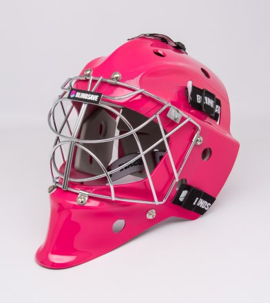 Blindsave Pink Goalie Mask Limited Edition