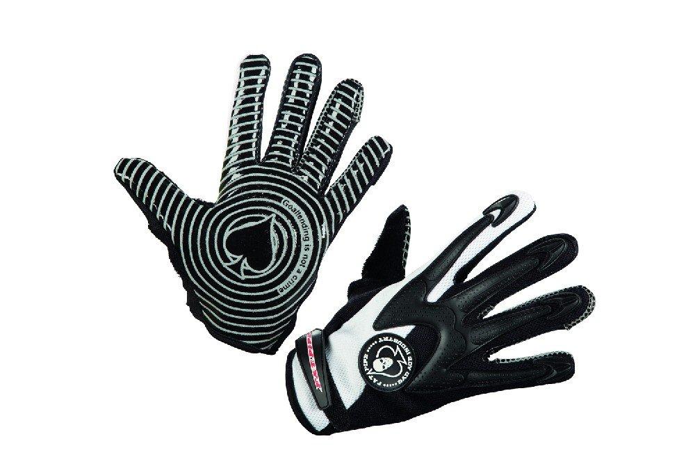 Fatpipe GK Pro White Black brankářské rukavice L