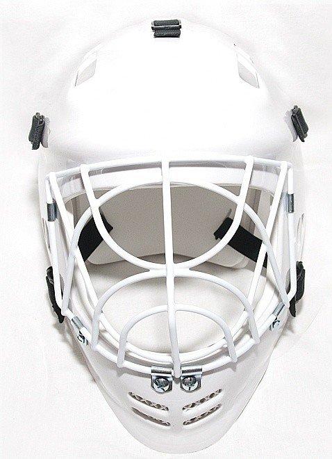 MPS Penguin White brankářská maska bílá