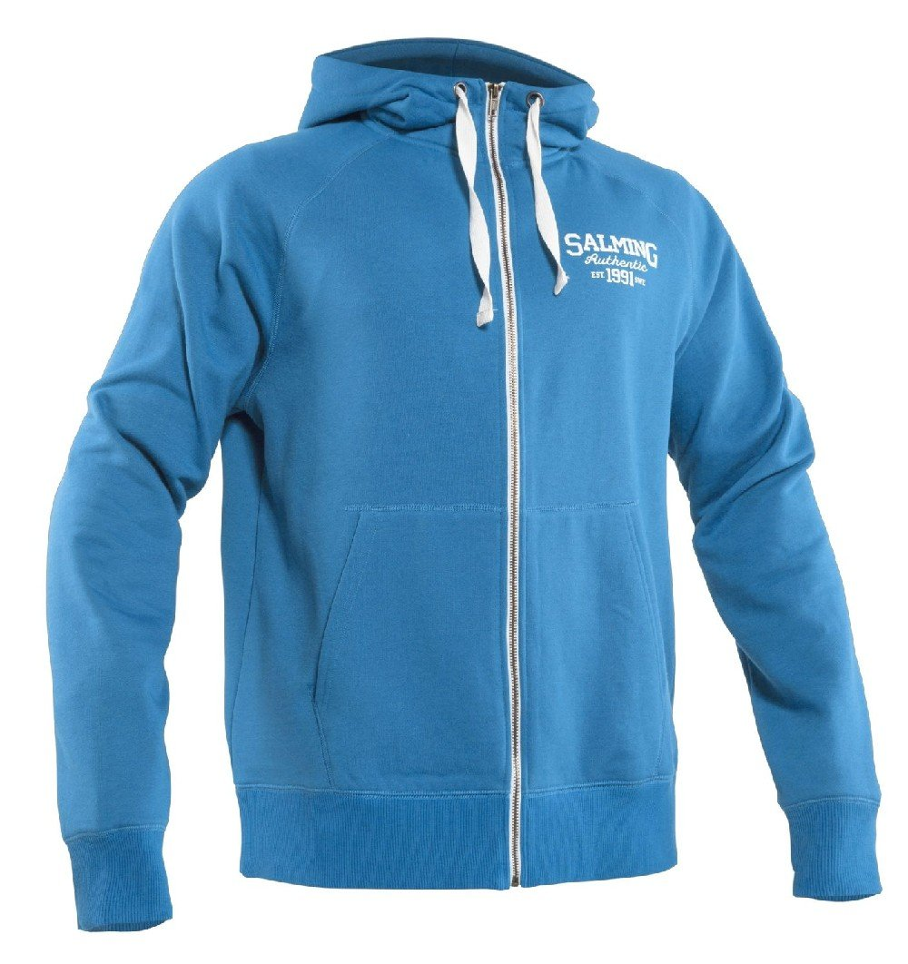 Salming Core Hood Men L navy modrá