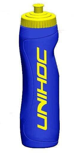 Unihoc Rocket láhev na vodu modrá-žlutá