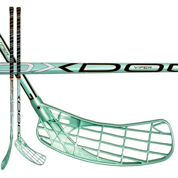 Oxdog Viper 30 Green ´14 98cm (=109 cm) pravá kulatá (pravá ruka dole )