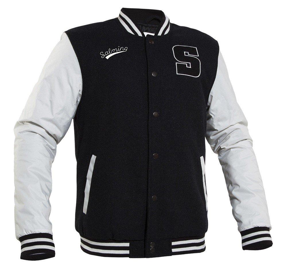 Salming Baseball bunda L černá-bílá