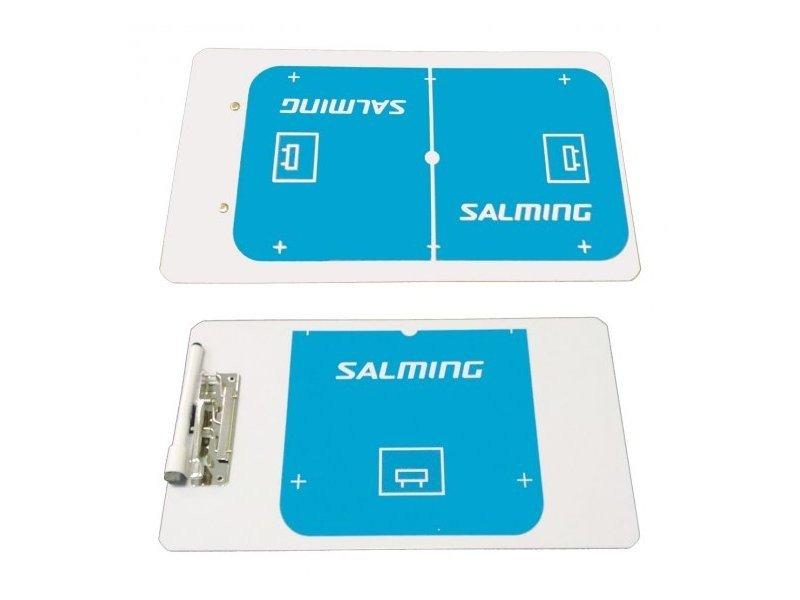 Salming Tactics Board trenérská tabule bílá-modrá