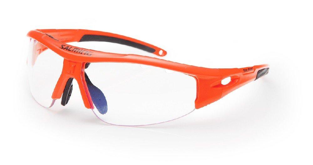 Salming V1 dětské ochranné brýle Orange oranžová