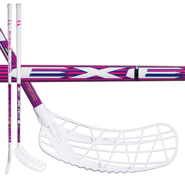 Exel i-Play Nano Pink 2.6 Oval 101cm (=112cm) levá ovál (levá ruka dole)