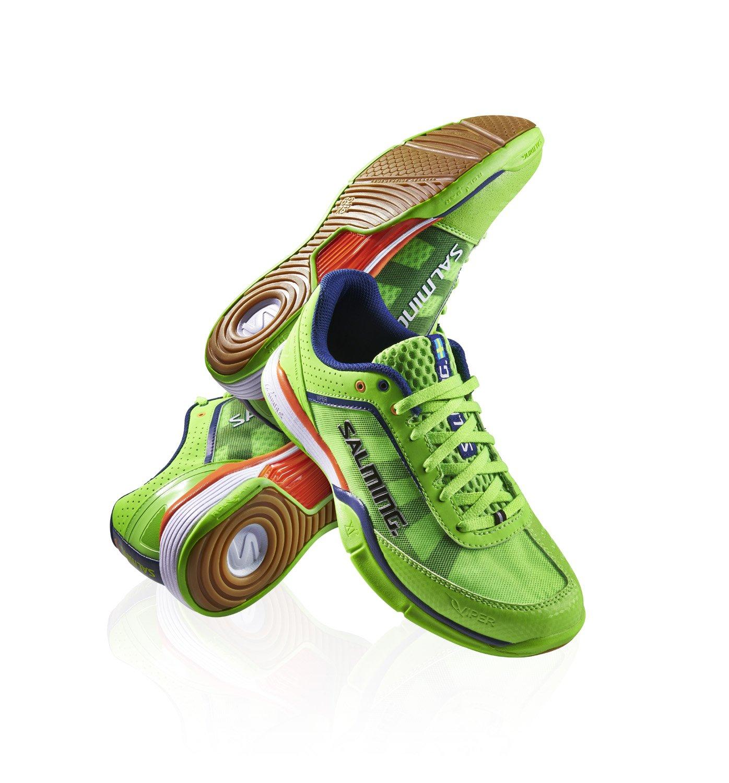 Salming Viper 2.0 Junior Green UK 5 / US 5,5 / EUR 38 / CM 24