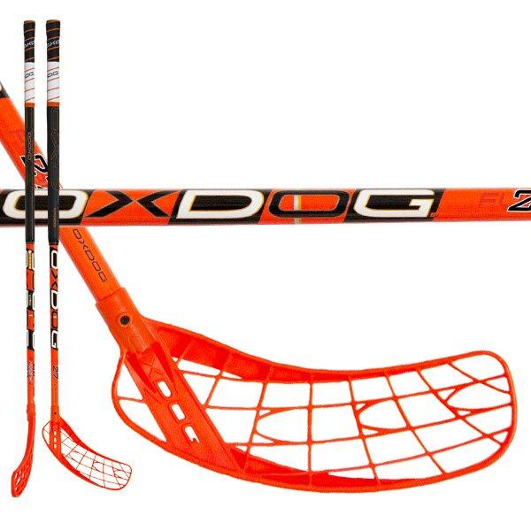 Oxdog Fusion 26 Orange ´15 101cm (=112cm) levá kulatá (levá ruka dole)