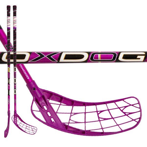 Oxdog Fusion 29 Pink ´15 98cm (=109 cm) pravá kulatá (pravá ruka dole )