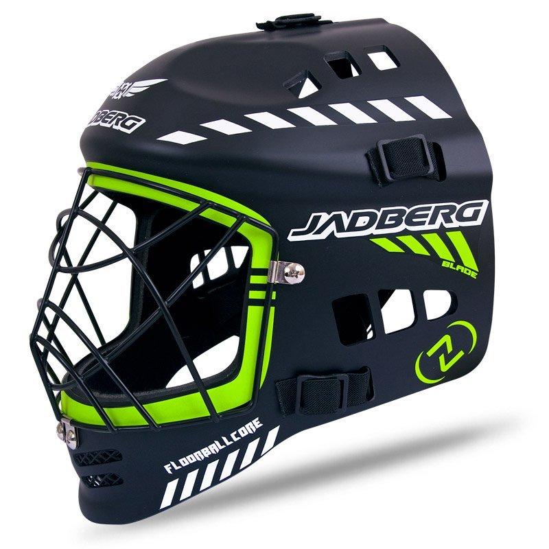 Jadberg Blade 3 brankářská maska černá