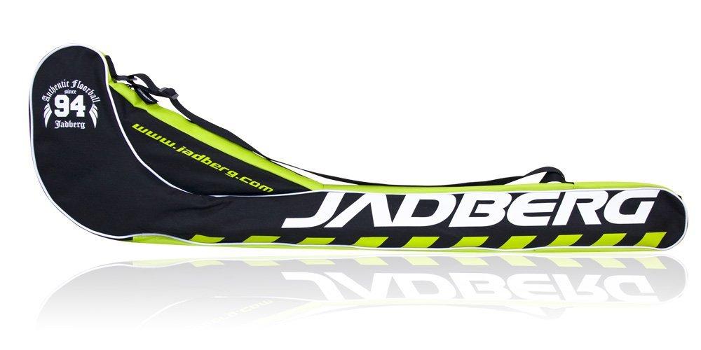 Jadberg Stick Bag Pro černá-limetková