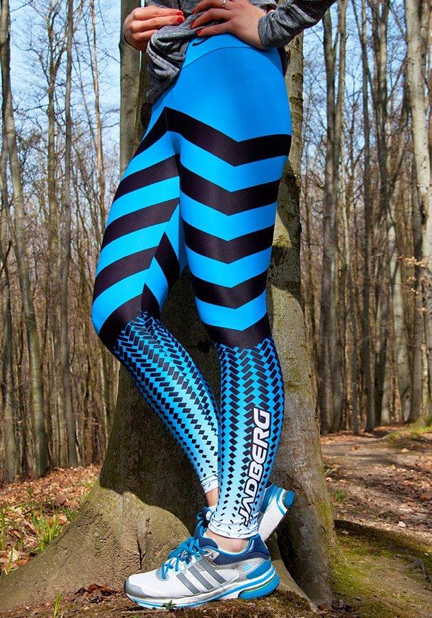 Jadberg Lily elastické kalhoty XL