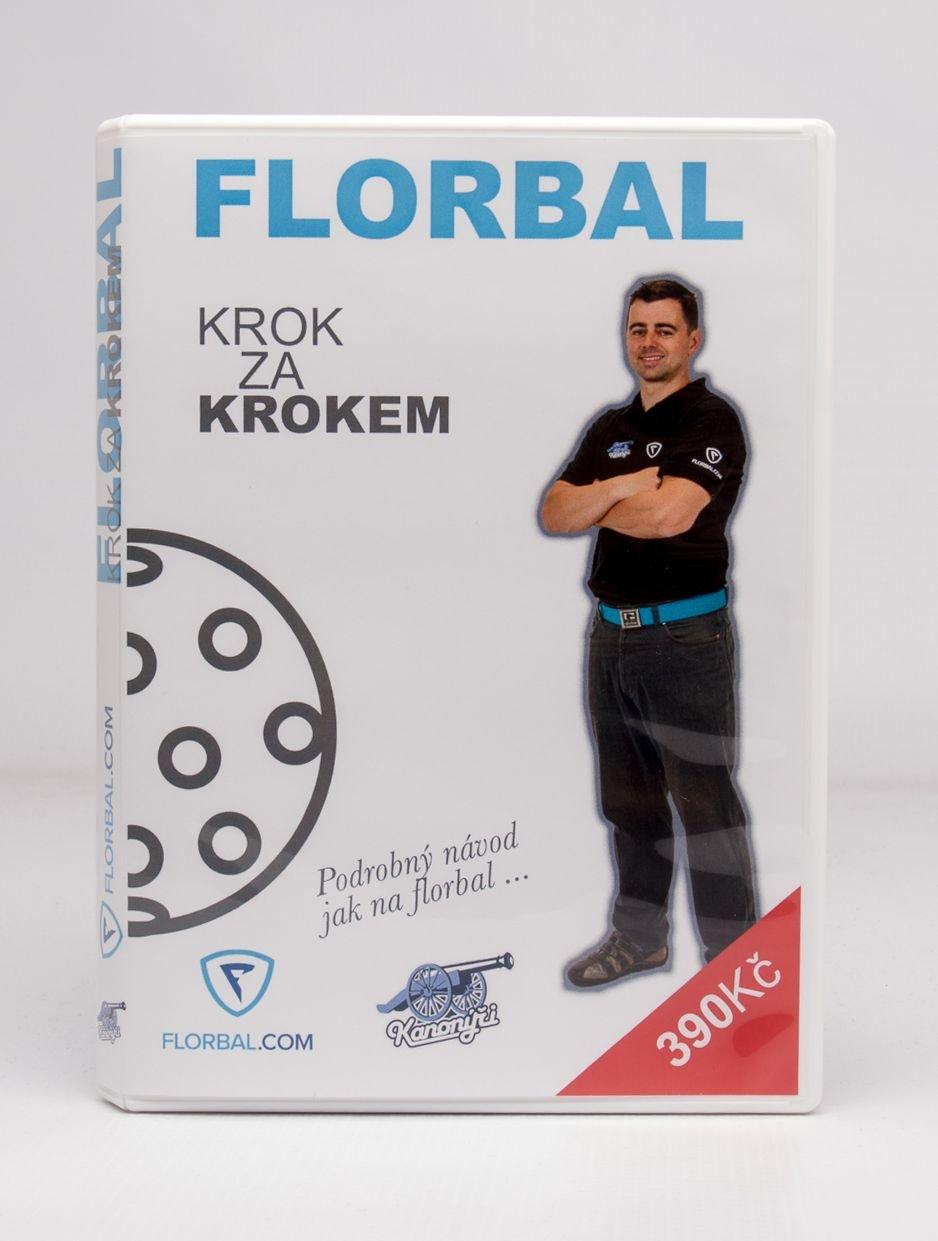 Florbal krok za krokem DVD