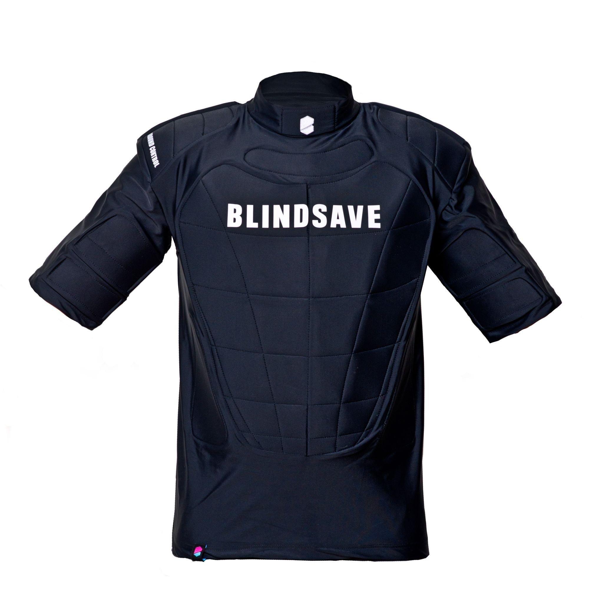 BlindSave Rebound brankářská vesta 16/17 L černá