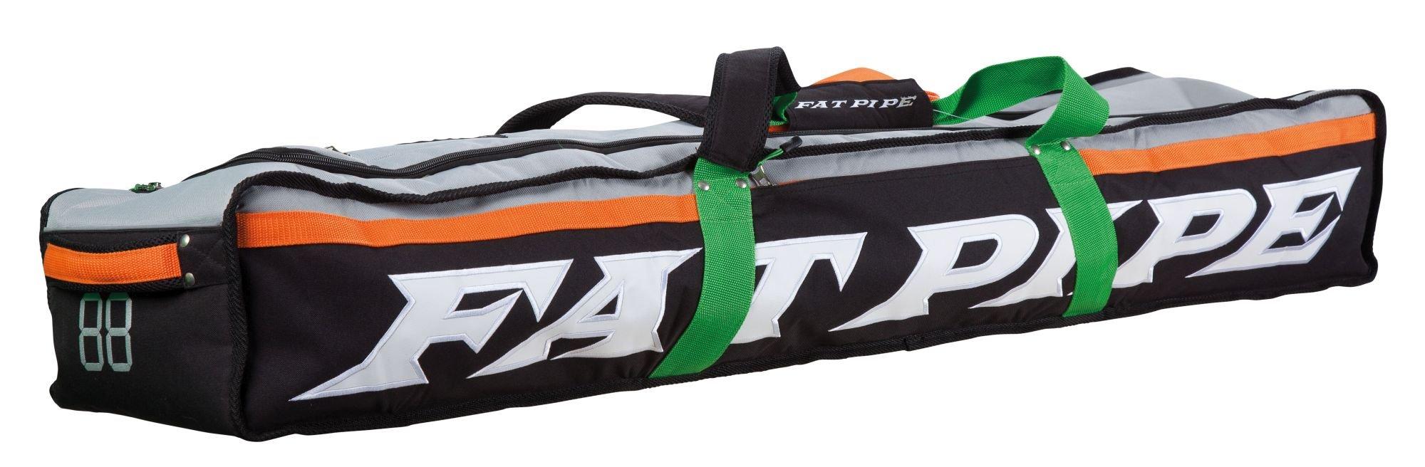 Fatpipe Pro Bag 16/17 černá-šedá-oranžová-zelená