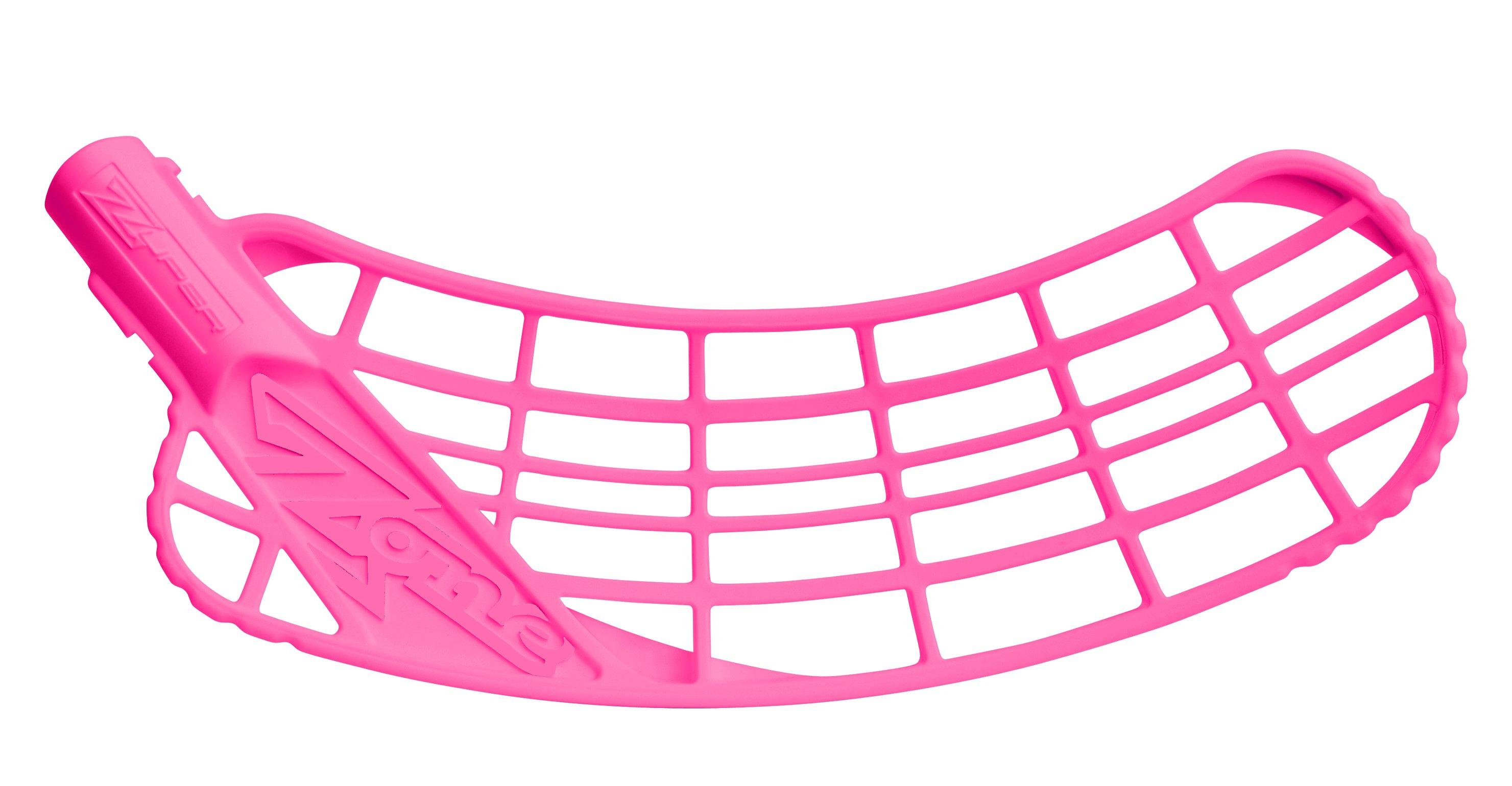 Čepel Zone Zuper Air Soft pravá středně tvrdá růžová