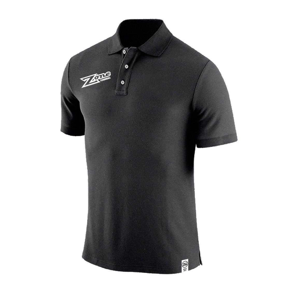 Zone Genuine triko s límečkem S černá