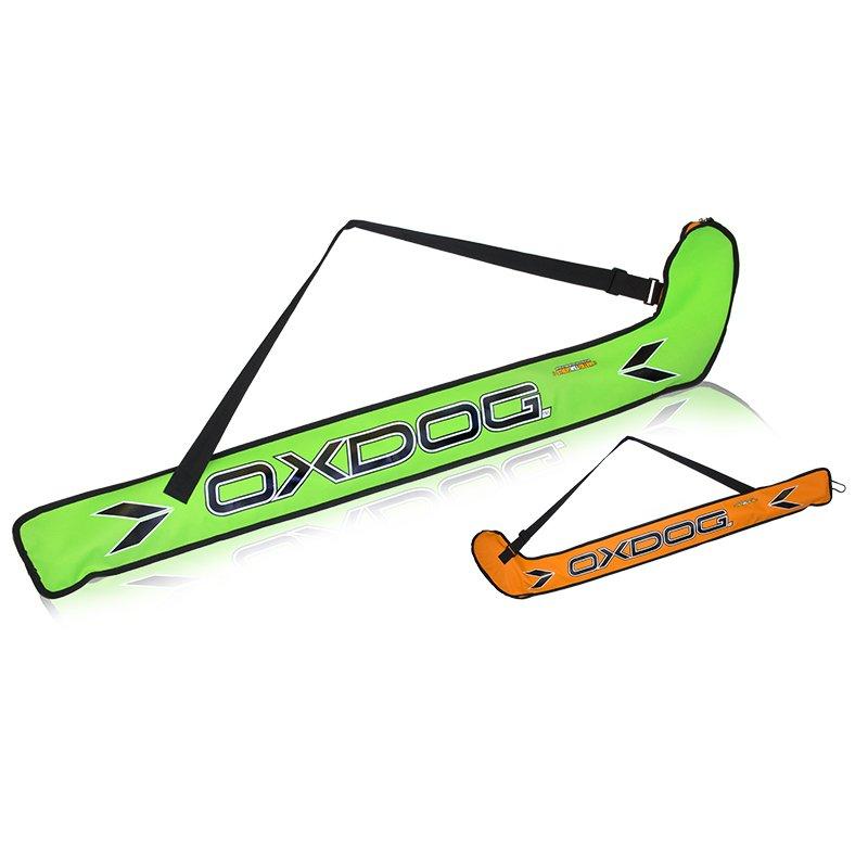 Oxdog 2C Stickbag Senior oranžová-zelená