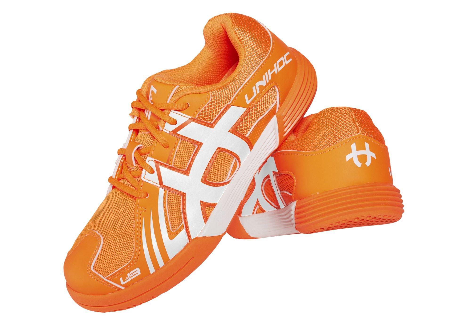 Unihoc U3 Junior Orange UK 13 JR / US 1 / EUR 32 / CM 21,2