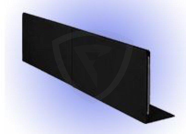 IFF mantinel RSA Colour 1m díl černá