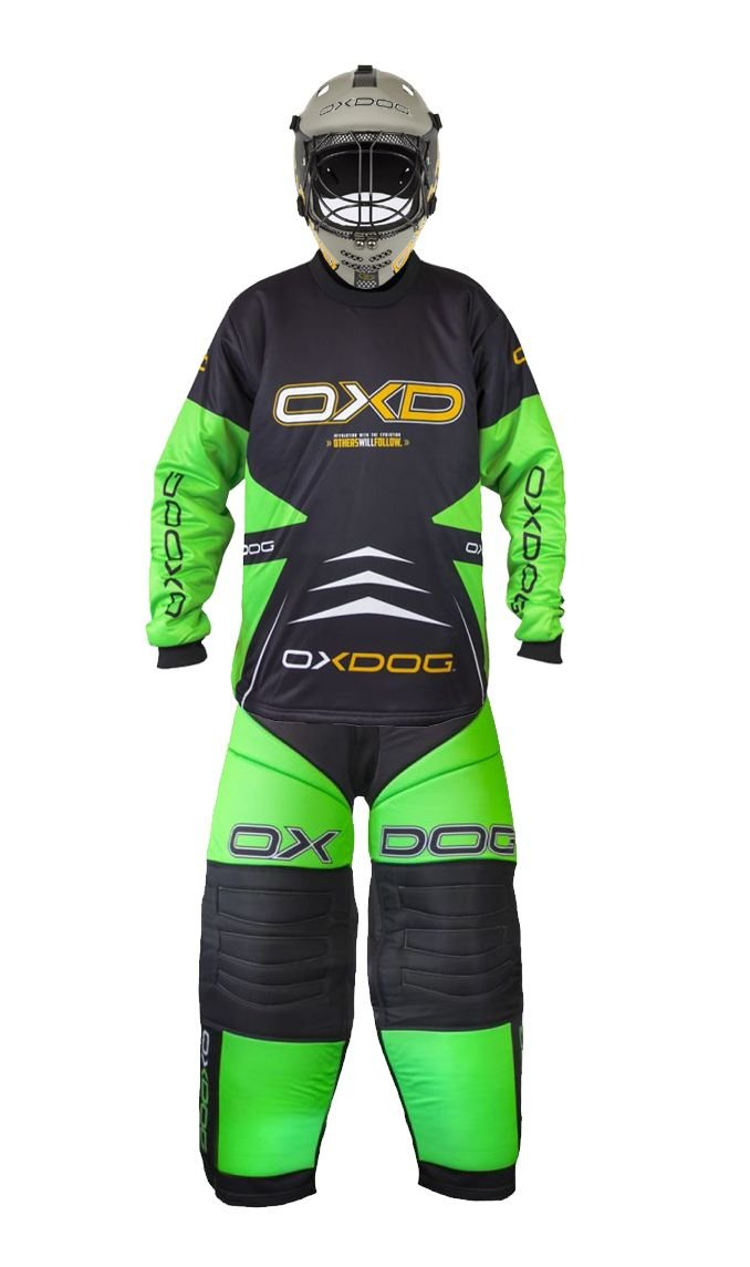 Oxdog Vapor Helmet Junior 2 Goalie Set 150/160