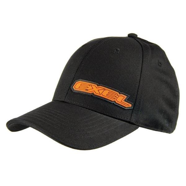 Exel Baseball Cap černá