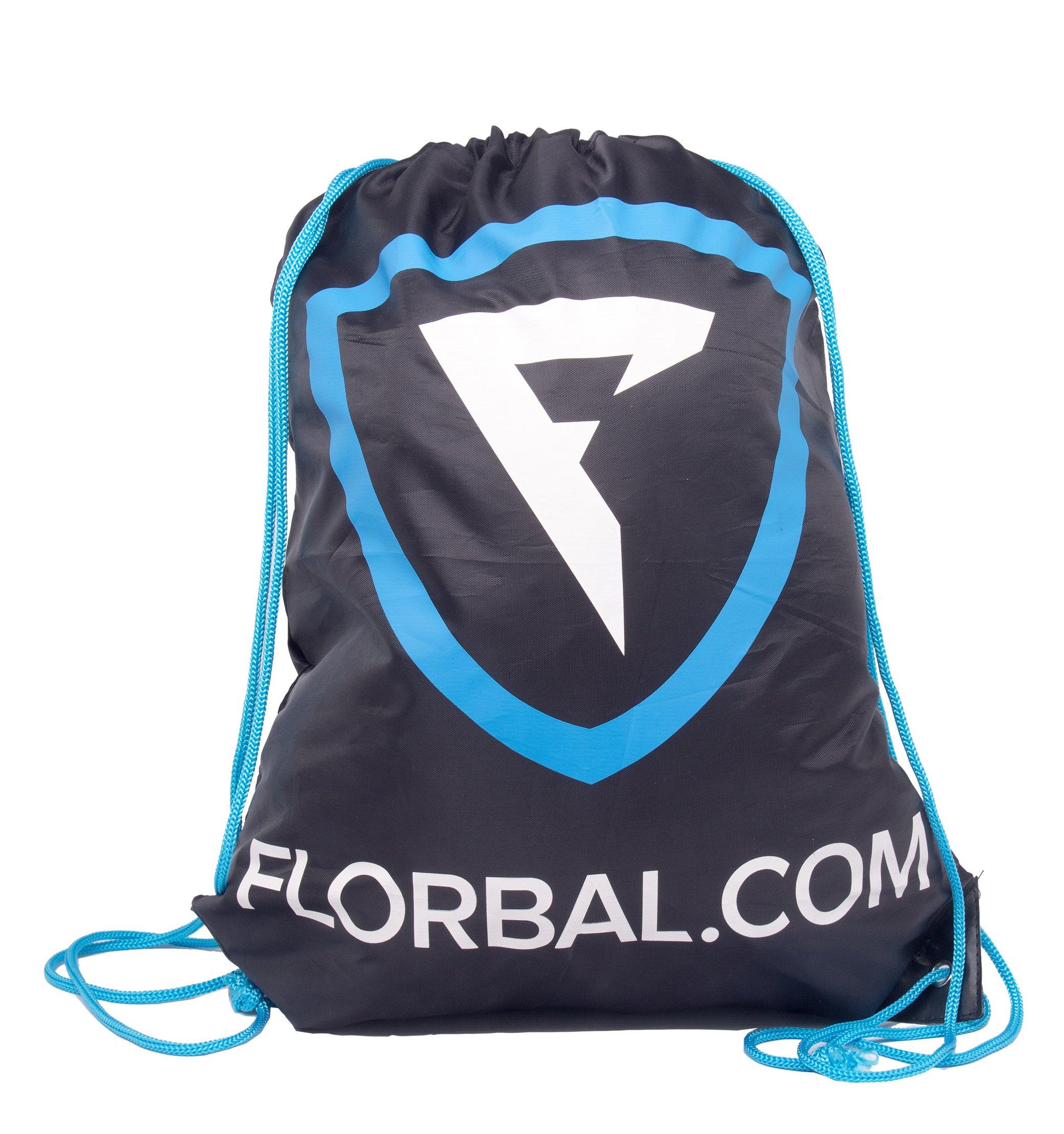 Florbal.com FBC Gymsack černá