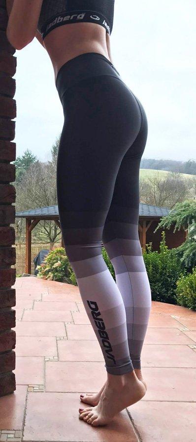 Jadberg Angie elastické kalhoty S